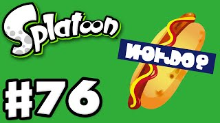 Splatoon - Gameplay Walkthrough Part 76 - Splatfest: Team Hot Dog! (Nintendo Wii U)