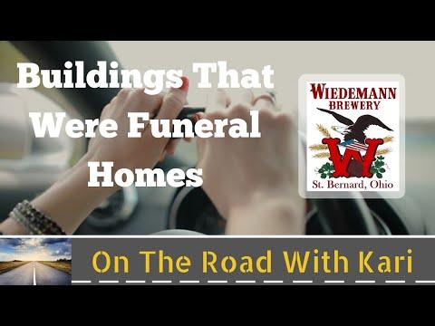 Buildings That Used to be Funeral Homes Wiedemann Brewing in Cincinnati, Ohio