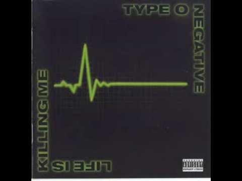 Type O Negative - Less than zero