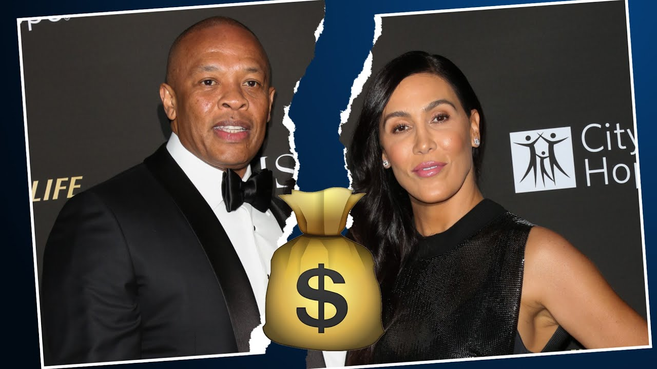 Dr. Dre's Wife Wants MILLIONS in Spousal Support