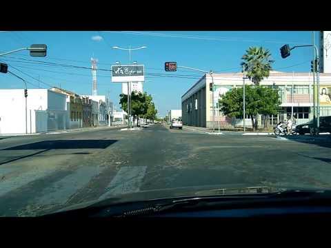 Passeio pela cidade de Sousa Paraíba