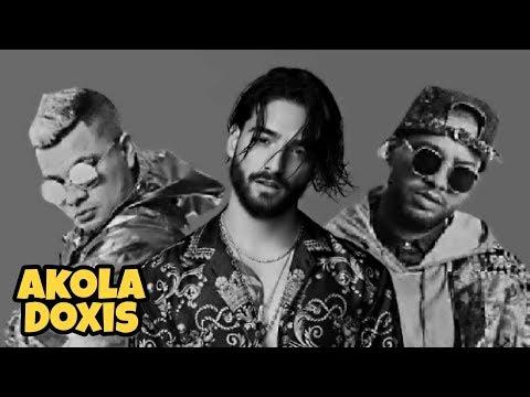 Maluma, Jowell & Randy - Viva La Musik (The Album) | AkolaDoxis PERU