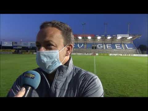 ASV Geel interview Bart Janssens 29-8-2020