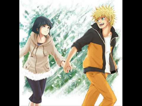 Naruto and Hinata ( LOVE STRUCK NOW I'M FUCKED UP)