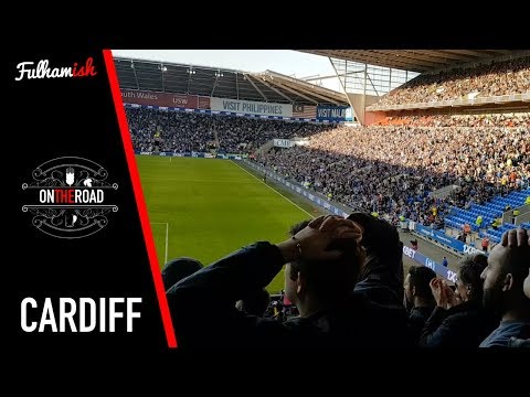 ON THE ROAD | Cardiff 4-2 Fulham