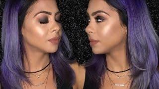 warm smokey eye tutorial bh cosmetics take me to brazil palette