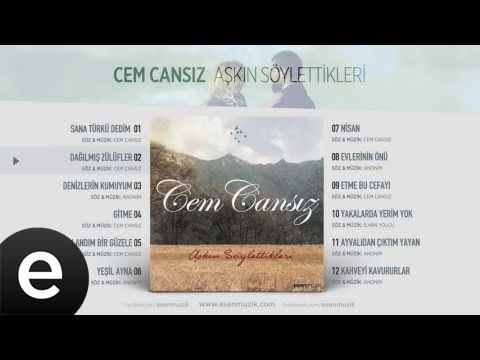 Dağılmış Zülüfler (Cem Cansız) Official Audio #dağılmışzülüfler #cemcansız