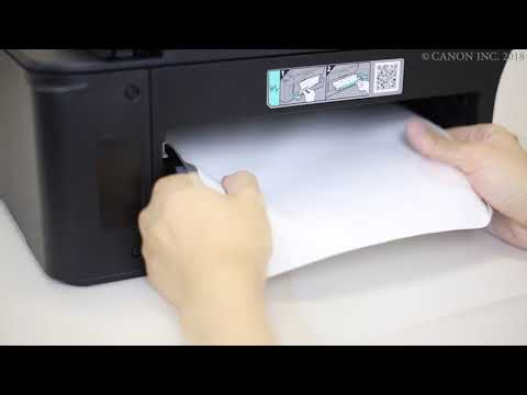 Removing Jammed Paper: Inside Rear Cover (TS700 Series)