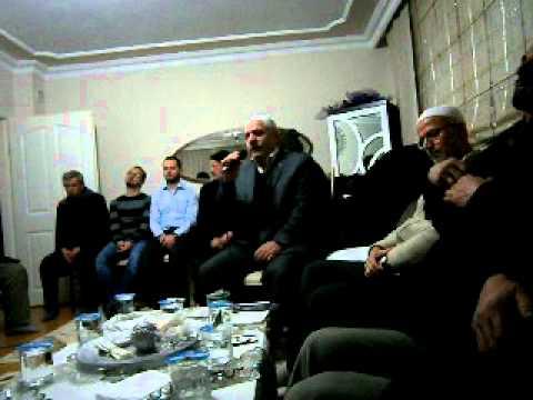 Cemal Uysal-ilahi-mevlaya Kul Olamadım-11-3-2012.AVI
