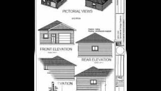 24 X 24 Garage Plan