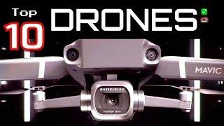 Top 10 Best Drones 2020