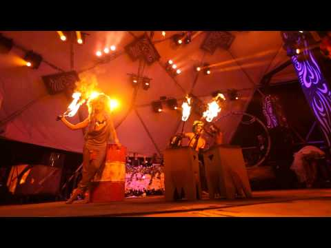 Lucent Dossier Experience, Village Stage, Shambhala 2015