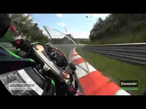 Bridgestone Tyres UK - Bridgestone R10 on Nordshleifen