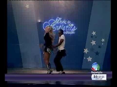 Miss Zav na 1ª Gala do Dança dos Artistas Vodacom