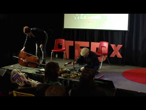 Sound Therapy for Anxiety and Stress: Jonathan Adams and Montana Skies at TEDxTelfairStreet
