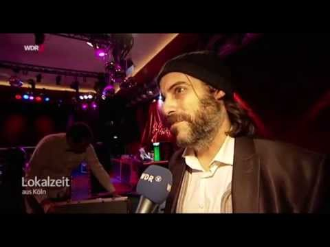 Electro Swing Night @ WDR Lokalzeit Köln