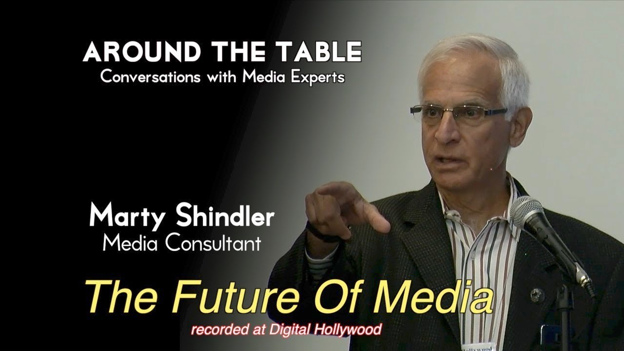 Around The Table: Marty Shindler