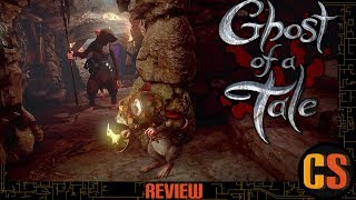 GHOST OF A TALE - PS4 REVIEW (Video Game Video Review)