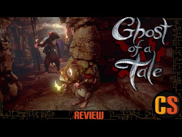GHOST OF A TALE - PS4 REVIEW