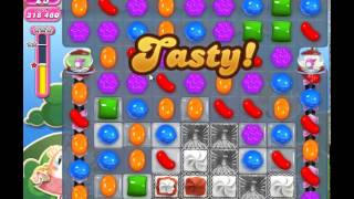 Candy Crush Saga Level 565 No Boosters 2 Stars 591,00