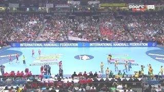 Brazília Vs  Szerbia VB Döntő  2013.12.22