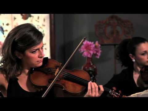 Moon River - Henry Mancini - Stringspace String Quartet cover