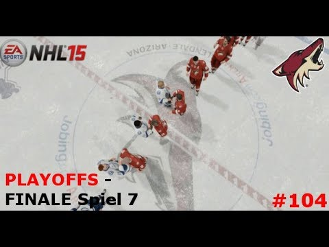 NHL 15 - PLAYOFFS #25: Wer wird Meister?! vs. Tampa Bay Lightning | Part #104 [FINALE]