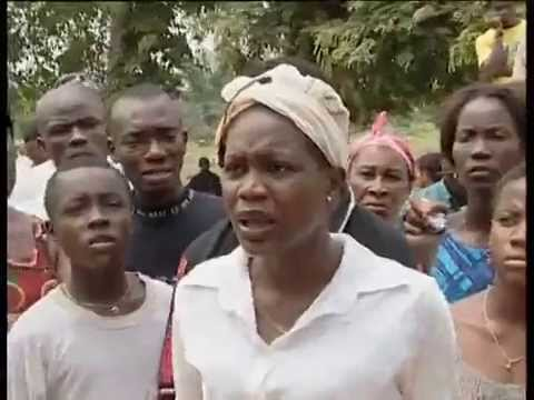 ARMADILLO PART 2 - NIGERIAN NOLLYWOOD OCCULT MOVIE
