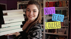 Top 7 Must Reads for College Students!