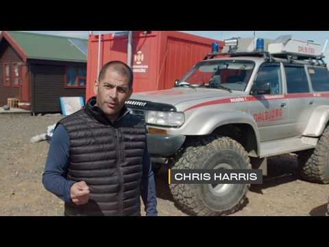 Massive Iceland Rescue Trucks -- /DRIVE ON NBC SPORTS