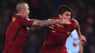 Roma - lazio 2-1 raccontata da Guido De Angelis (18-11-2017)