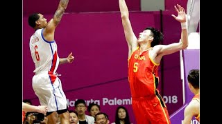 ASIAN GAMES: Heartbreak for Philippines as China escapes with win in Clarkson's Gilas debut