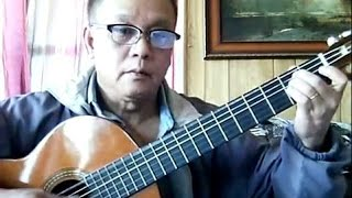Thà Như Giọt Mưa (Phạm Duy - thơ: Nguyễn Tất Nhiên) - Guitar Cover by Bao Hoang