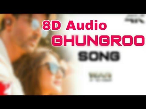 ghungroo-song-|-8d-audio-|-war-|-hrithik-roshan,-vaani-kapoor-|-arijit-singh-|-8d-bollywood