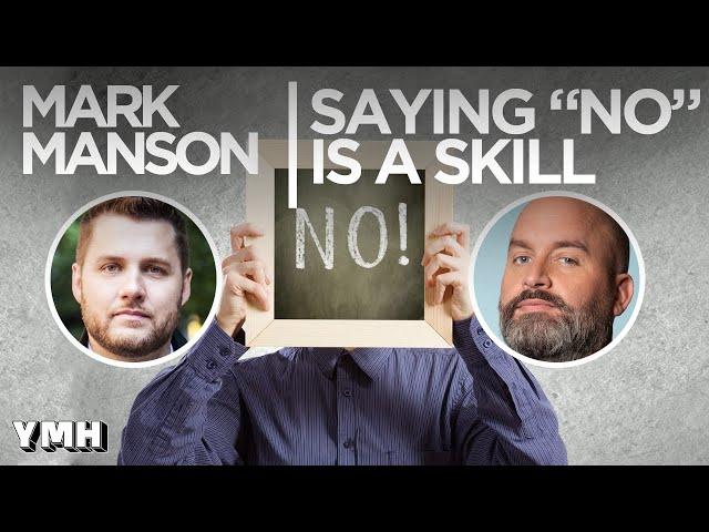 Saying No Is A Skill - Tom Talks Highlight