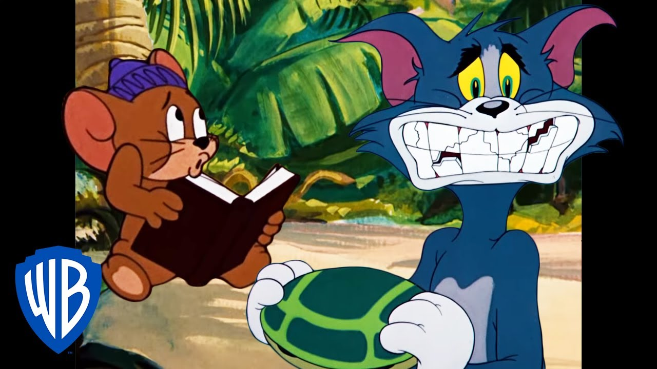 Tom & Jerry | Troubling Twosome | Classic Cartoon Compilation | WB Kids