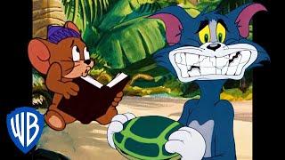 Tom & Jerry | Trouḃling Twosome | Classic Cartoon Compilation | WB Kids