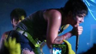 Iwrestledabearonce - Tastes Like Kevin Bacon Live @ Emo's In Austin, Tx! (hd)