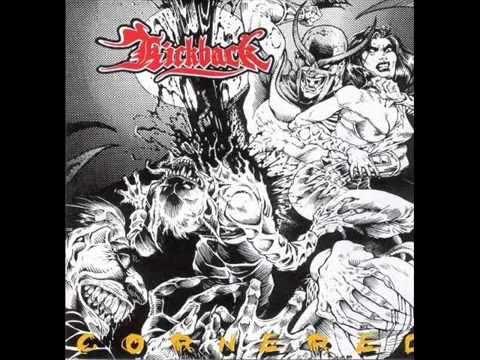 Kickback - Cornered 1995 (Full Album)