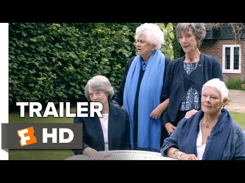 Tea with the Dames Trailer #1 (2018) | Movieclips Indie
