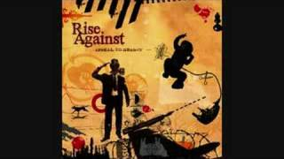 Rise Against - Appeal to reason - Entertainment