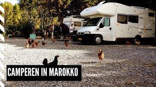 CAMPEREN IN MAROKKO [ VLOG #4 ]