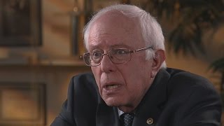 Bernie Sanders Says Bill Clinton Shouldn't Make 'Silly Remarks'