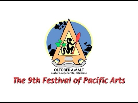 The 9th Festival of Pacific Arts in PALAU, 2004