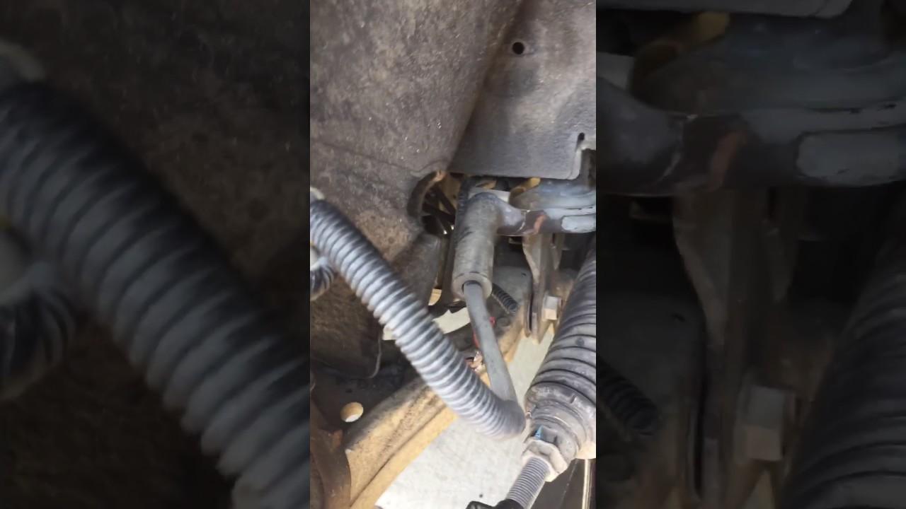 medium resolution of 05 11 cadillac sts service steering system fix location
