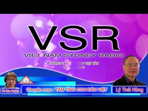 Vietnam Sydney Radio - Phỏng Vấn ông LÝ THÁI HÙNG