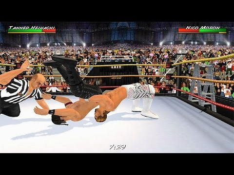 Wrestling revolution 3d android gameplay trailer hd youtube