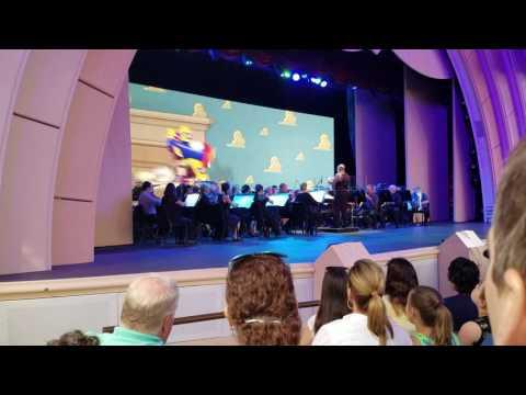 Disney Pixar Live at Epcot