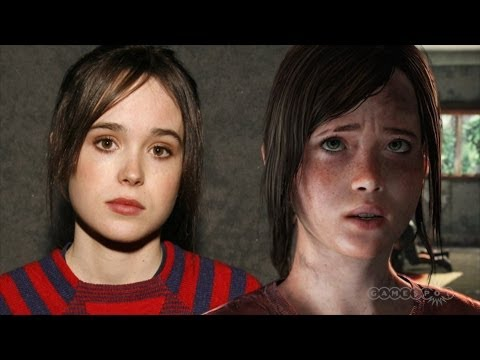 "GS News - Ellen Page says Naughty Dog ""ripped off"" her likeness"