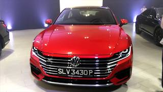 Volkswagen launches the new Arteon in Singapore- By Revv Motoring